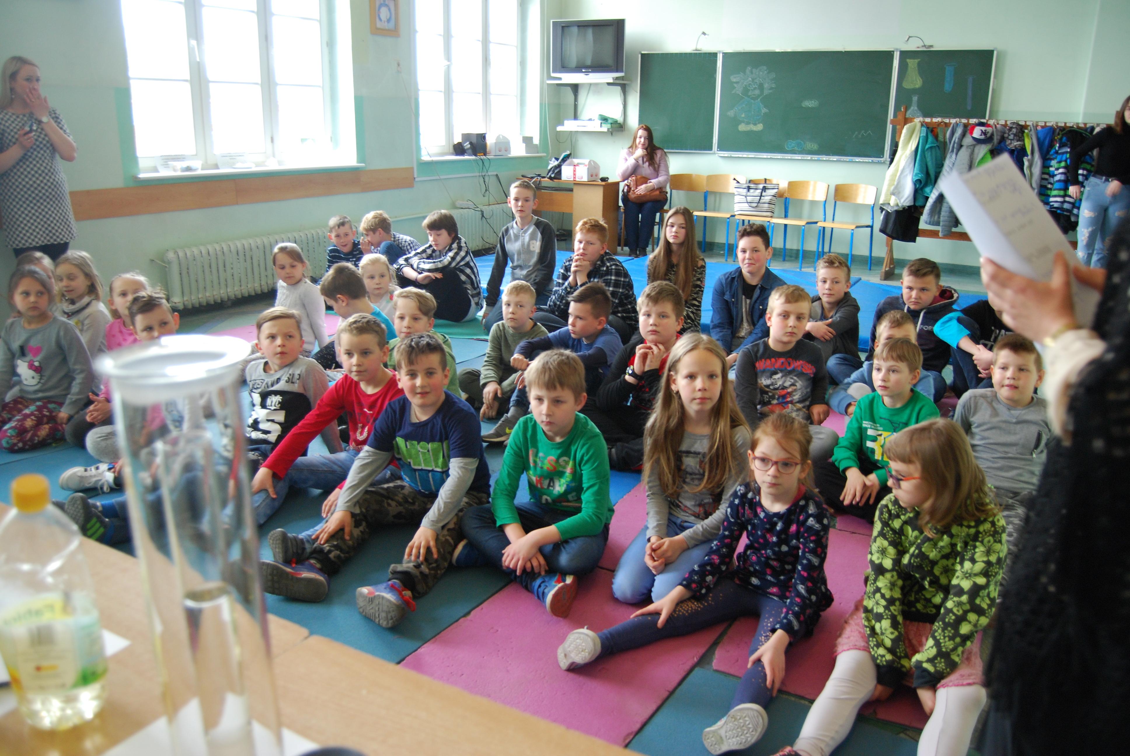 II Międzyszkolny Konkurs Ekologiczny
