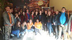Wolontariusze  European Voluntary Service w ZANie