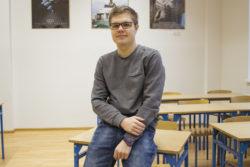 Miłosz Kubiak finalistą Ogólnopolskiego Konkursu Retorycznego