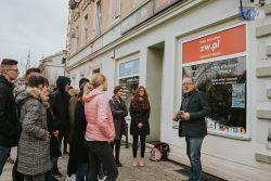 """Wizyta w redkacji """"zw.pl"""""""