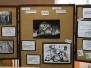 Wystawa prac plastycznych w bibliotece