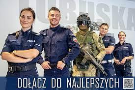 Wolne miejsca pracy we wschowskiej Policji- wstąp do nas!